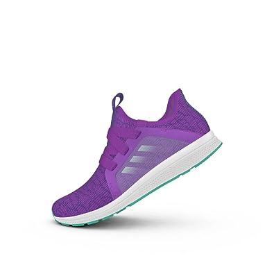 Adidas Women s Edge Lux W Purple Running Shoes-8 UK India (42 EU ... 3e5ef9feb
