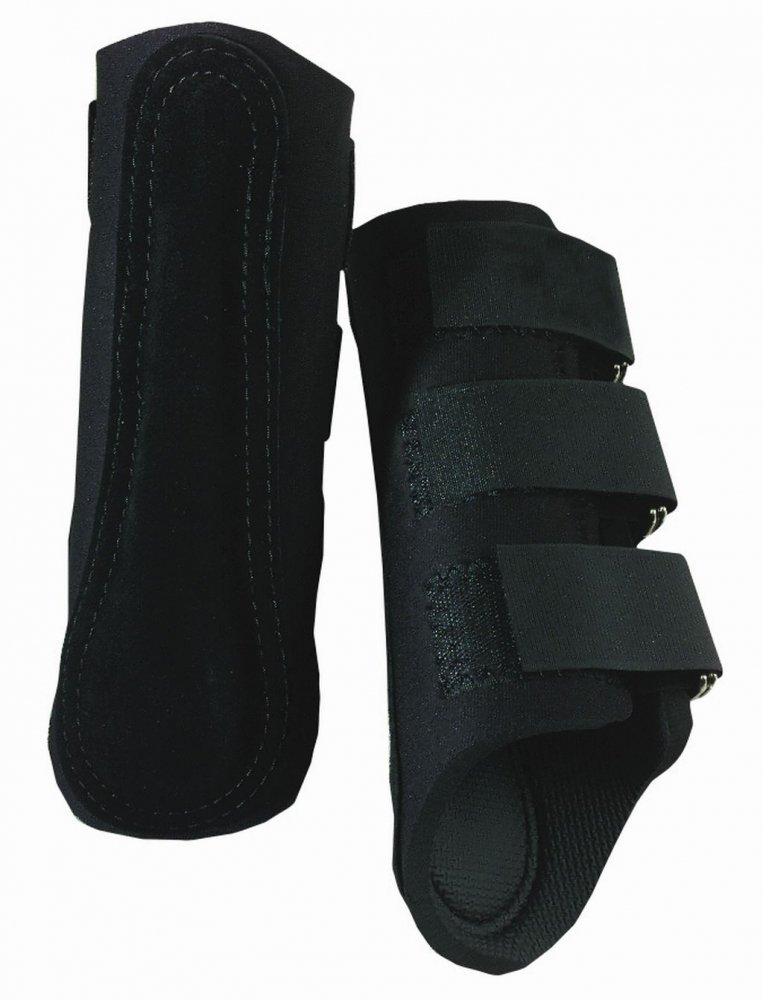 Black Full Black Full Roma Neoprene Splint Cushion Boots