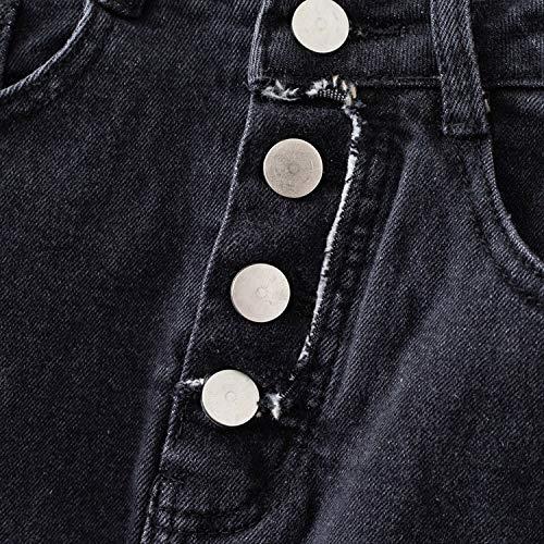 8aa0f5ea3 Faldas de Cintura Alta de Color sólido para Mujer Falda Larga ...