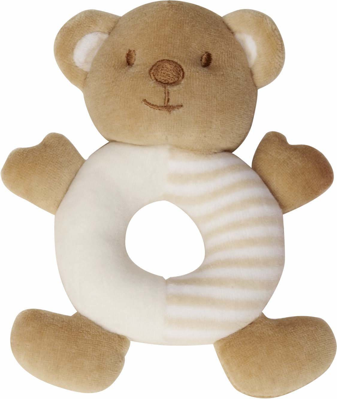 Playshoes 305133 Baby Rattle Bear by BabyMarket