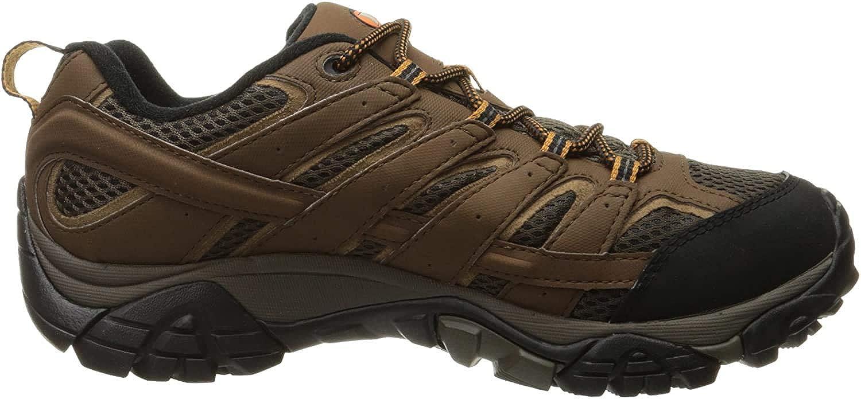 Merrell Men s Moab 2 Gtx Hiking Shoe, Earth, 8 M US