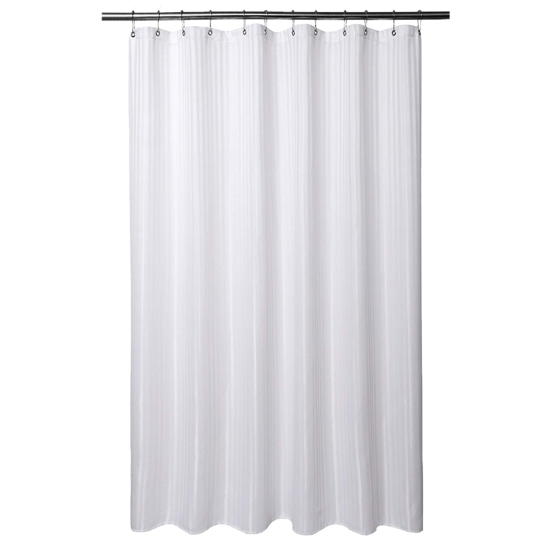 Barossa Design Fabric Shower Curtain 80 Inch Long