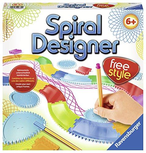Ravensburger - Spiral Designer Freestyle from Ravensburger