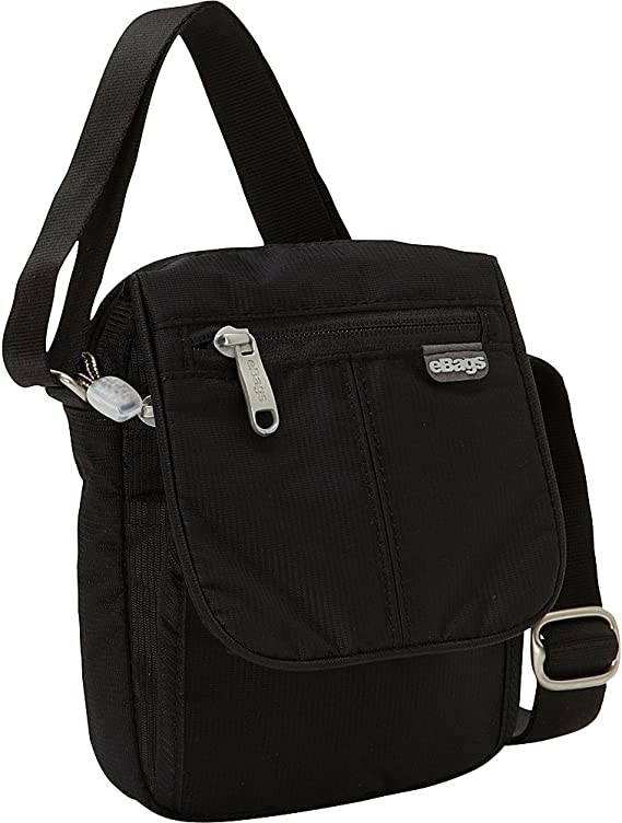 eBags Terrace Shoulder Pouch (Black)