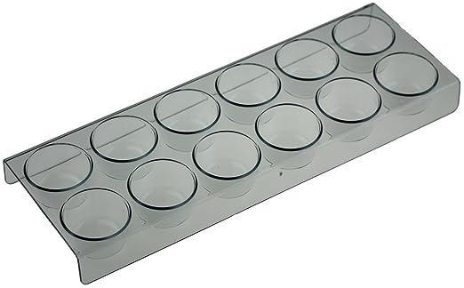 Kühlschrank Eierhalter 10 : Eierhalter 12er passend für aeg kühlschrank länge: 28cm breite