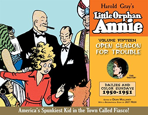 Complete Little Orphan Annie Volume ()