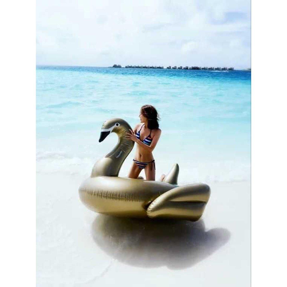 Amazon.com: Flotador hinchable para piscina, natación ...