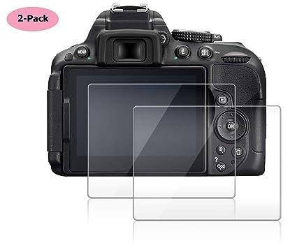 Protector de Pantalla para Nikon D5100 D5200 DSLR Cámara, ACUTAS ...