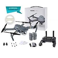Drone Dji Cp.pt.000506.eb Mavic Pro Standard C/Duas Baterias Extras