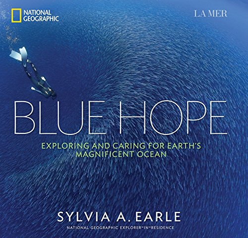 Cover of Blue Hope: Exploring and Caring for Earth's Magnificent Ocean