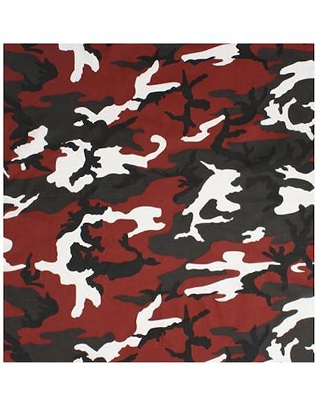 Amazon.com: Camuflaje Militar Ejército Digital Bandanas ...