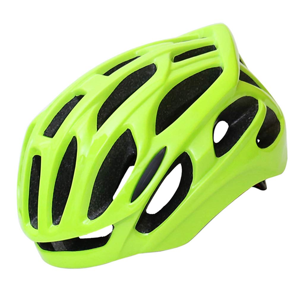 Green One Size Bicycle Helmet Mountain Road Bike Cycling Climbing Helmet Sports Predective Helmet for Men Women Youth Teens Black blueee Pink Red