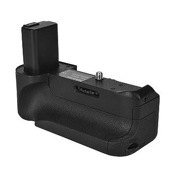 Newmowa Mango de Repuesto Battery Grip para Sony A6300/A6000 ...