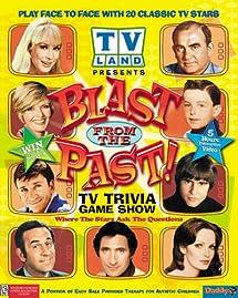 TV Land Presents Blast From the Past: TV Trivia     - Amazon com