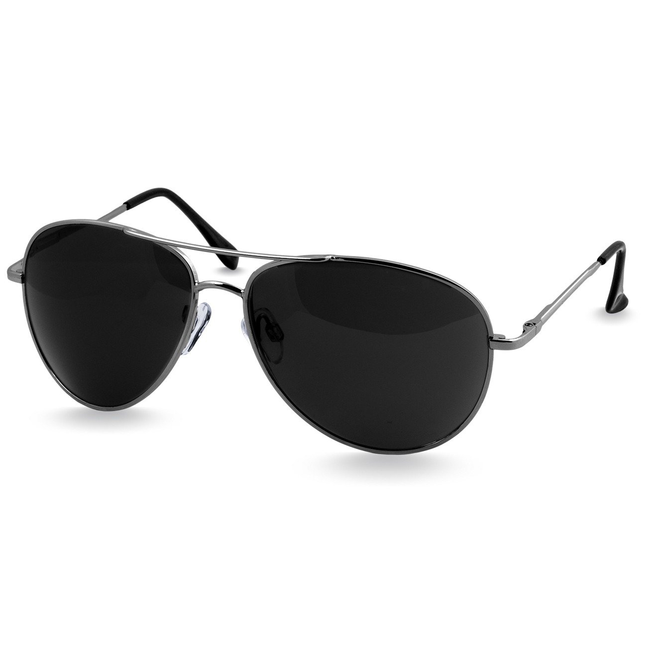 Caspar SG013 klassische Unisex Retro Piloten Sonnenbrille