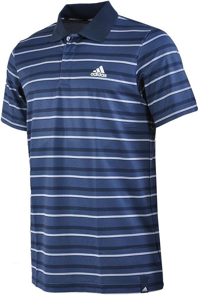 adidas tenis Polo Camiseta TS Strp Polo 2 azul marino small ...