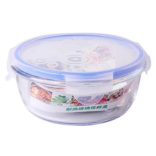 Zehui - Bento caja de cristal horno microondas bento caja ...