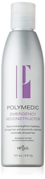 Nexxus Polymedic Emergency Reconstructor, 6 Ounce