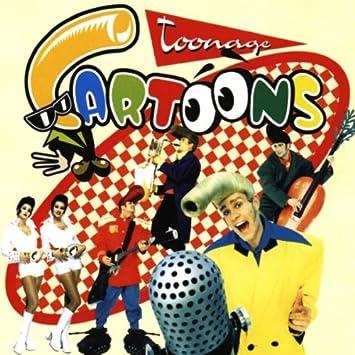 amazon toonage cartoons ポップス 音楽