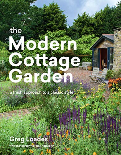 Book Cover: The Modern Cottage Garden: A Fresh Approach to a Classic Style