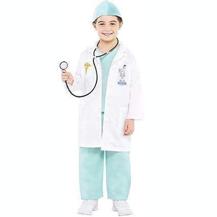 Disfraz de Doctor cirujano para niños