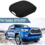 Center Console Cover Compatible with 2016-2021 Toyota Tacoma, Armrest Cover Cushion