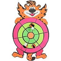 George Jimmy Precioso Juego de Mesa de Tablero de Dardos Dart Sport Darts Set de Juguetes de Azar al Azar-A4