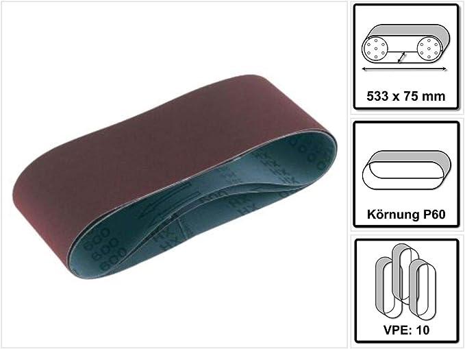 FESTOOL Schleifband L533X 75-P100 RU2//10 Nr.:499158