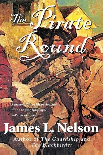 The Pirate Round: Book Three of the Brethren of the Coast (Brethren of the Coast (Paperback))