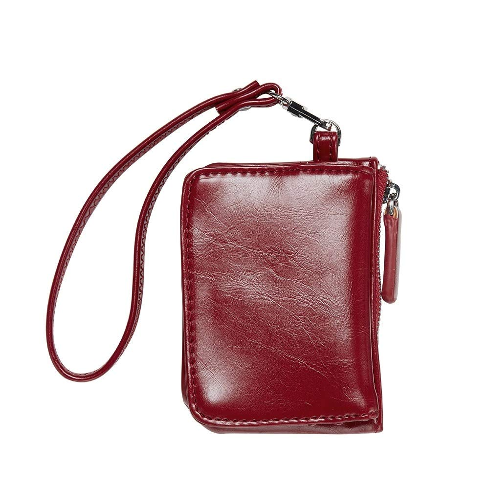 JCTHBAG Small Leather Coin...