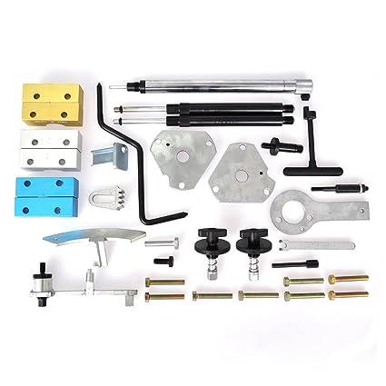 Amazon.com: Supercrazy Fiat Alfa Romeo Engine Camshaft Alignment Locking Timing Tool Kit SF0129: Automotive