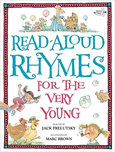 Amazoncom Read Aloud Rhymes For The Very Young 9780399553578