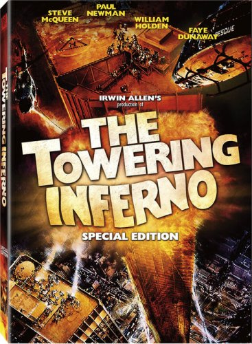 The Towering Inferno (Special - Steve Edition Special Mcqueen