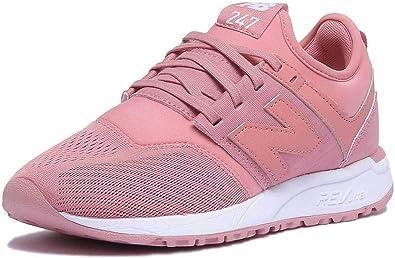 New Balance 247 Mujer Zapatillas Rosa