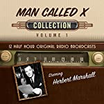 The Man Called X, Collection 1 |  Black Eye Entertainment