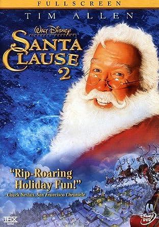 santa clause 2 full screen edition - Books About Santa Claus 2