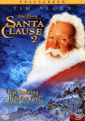 The Santa Clause 2 (Bilingual) Karin Nosella Nathan Abbot Cinco Paul Tim Allen