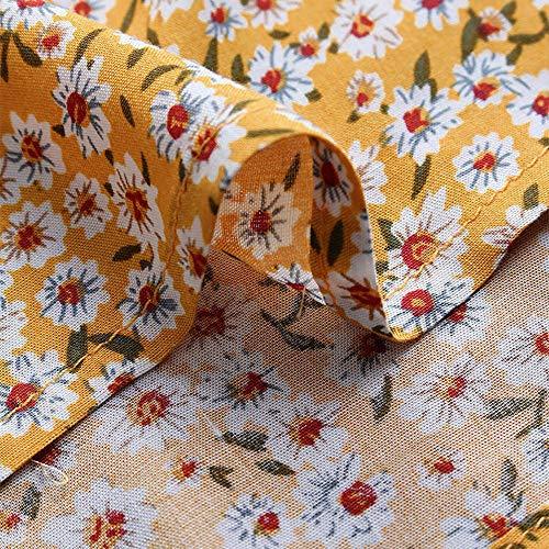 Luckycat Las señoras de Las Mujeres de Manga Larga con Cuello en V de impresión Blusa Suelta Pullover Button Tops Camisa: Amazon.es: Ropa y accesorios