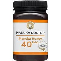 Manuka Doctor Multifloral Manuka Honey 40+, 500gm
