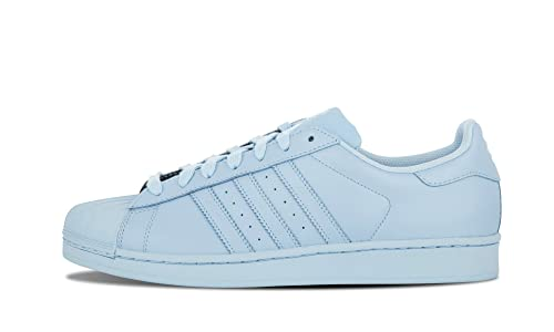 size 40 8b02d 47013 Adidas Originals x Pharrell Williams Superstar Supercolor Pack  Sneakers-Clear Sky (Size  10