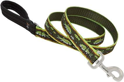 "BLING BONZ Lupine Lifetime COMBINATION Martingale Dog Collar 1/"" x  2 sizes"