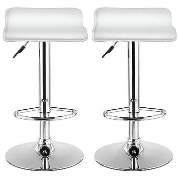 Fine Amazon Com Stark Item Set Of 2 Swivel Bar Stool Adjustable Pabps2019 Chair Design Images Pabps2019Com