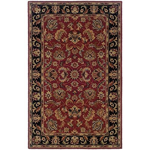 - Oriental Weavers 23102 Windsor Collection Area Rug, 5' x 8'