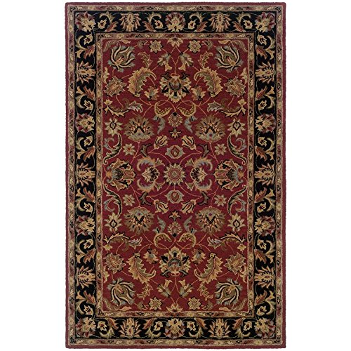 Oriental Weavers 23102 Windsor Collection Area Rug, 3 6 x 5 6