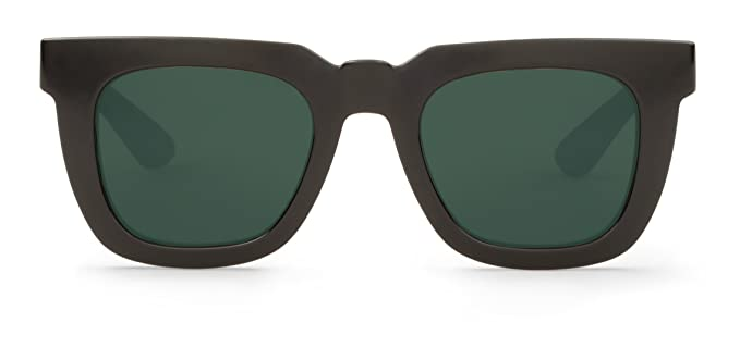 Mr Boho Black Melrose with Classical Lenses, Gafas de Sol Unisex, 50: Amazon.es: Ropa y accesorios