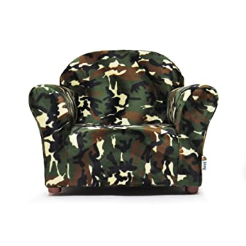 Amazon.com: Keet Roundy, silla de piel sintética para ...