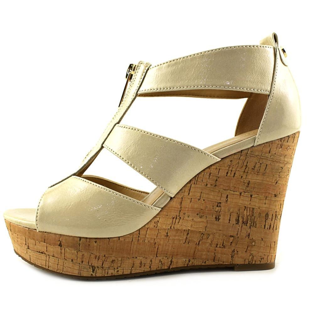 a5b25eaf90 MICHAEL Michael Kors Damita Wedge Signature Brown: Amazon.ca: Shoes &  Handbags