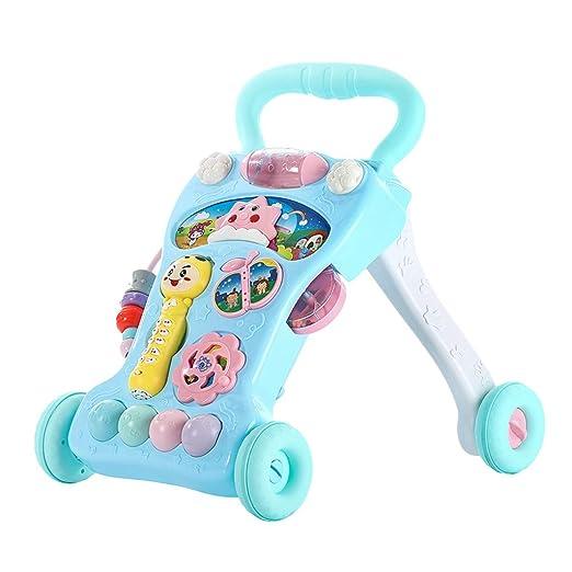 Andador para niños Trolley antivuelco Resistente a los Golpes ...