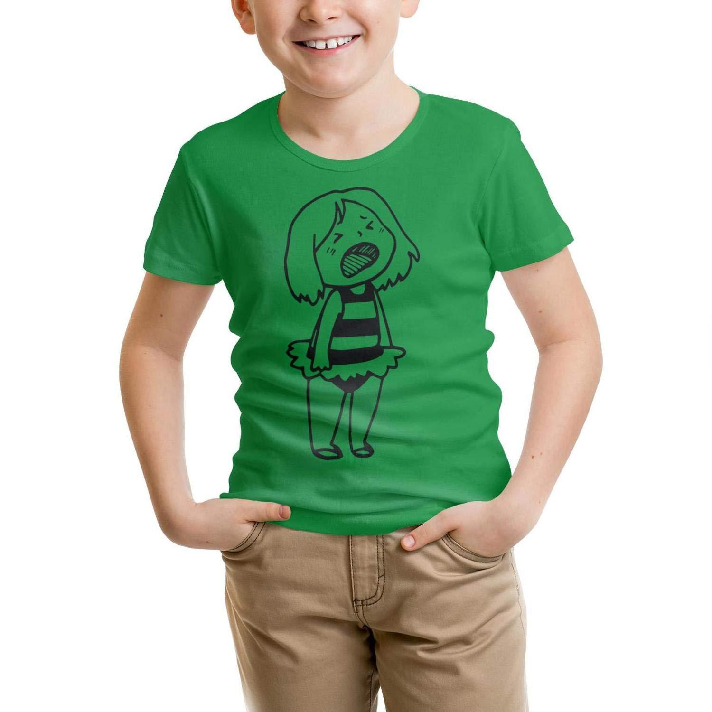 Diving Plunge 100/% Cottont Shirt Vogue forBoys Shirt Concise Parttern