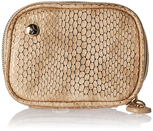 Stephanie Johnson Women's Havana Steph Small Jewelry Case, Sand